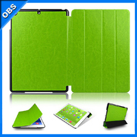 hot selling pu leather protect case for ipad with stander ,sleep function(OBS-M6041)