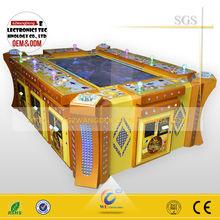TAIWAN shooting fish game/dragon fish price/electric shock watch machine fish hunter games