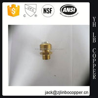 Brass pipe fitting, flare unions,duplex adapter for air conditioning