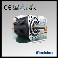 48V brushless hub motor 1000w to 5000w for electric trIcycle