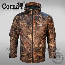 China factory supply breathable waterproof camo jackets