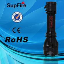 China SupFire Y8(2)with high power for self-defense tactical and long shots flashlight