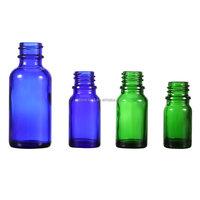 5ml 10ml 15ml 20ml 30ml 50ml 100ml Empty Essential Oils Glass Bottles dropper with cap