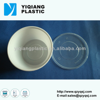 Plastic fruit boxes and packaging