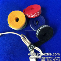 Double Sided hook and loop welcro Self Gripping Strap