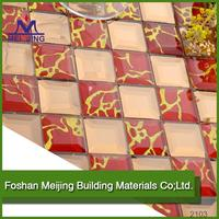 Best price glass mosaic ceramic tile mother of pearl shell chips for home and house building decoration