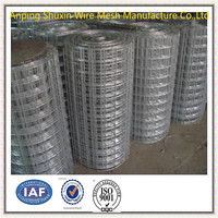 In Stock Galvanized Welded Wire Mesh For Construction, Fence