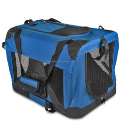 Soft Sided Folding Pet Crate