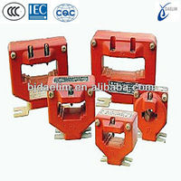 0.66kv 50/60Hz indoor mounting dry casting insulated single phase bar type current transformer