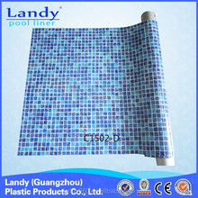 8-10 Warranty Hot Sell PVC Liner For Pool Swimming