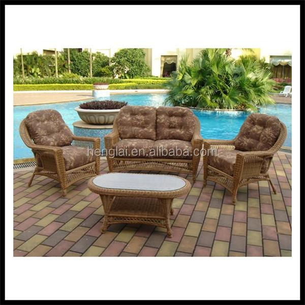 2014 new design fashion outdoor rattan furniture/rattan outdoor sofa set for sale