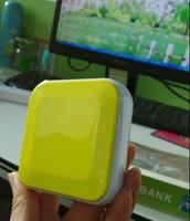 2015 Hot Sale 4000mah Universal Plastic Movable Power Sources