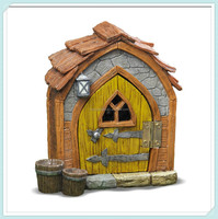 New design miniature gnome house garden decor