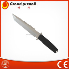 Plastic Handle Fix Blade Hunting Knife Blade Blanks