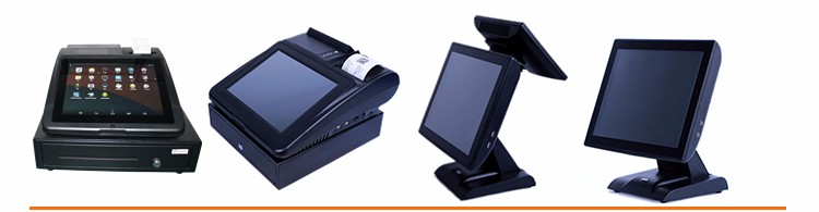 hot All In One Touch Screen Android Pos Terminal With Printer