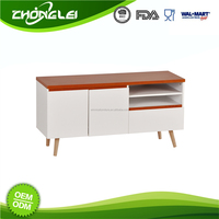 Super Quality Humanized Design SGS Good Price Wooden Furniture Lcd Tv Stand