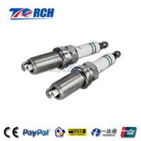 electrode spark plug ceramic igniter spark igniter K6RTMIP match with NGK LFR6A, DENSO K20HR-U11