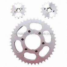Motorcycle Parts--Rear and Inner Sprocket for Bajaj Trycicle