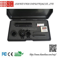 shooting laser sight (green)