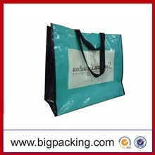 China Customized Newest Woven Grocery Bag,Grocery Tote Bag,Promotional Woven Bag Grocery Tote Bags