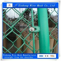 used chain link fence for playground