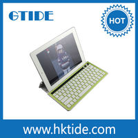 Gtide 2015 new promotional products metal keyboard case for ipad air 2