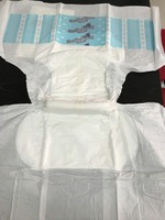 disposable adult diaper insert pad