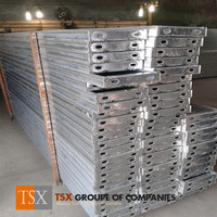 China Supplier TSX_D30144 boat decking material/floor decking steel sheet/steel decking sheets/