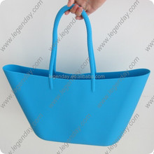 Candy silicone bag manufacturers custom waterproof silicone beach bag