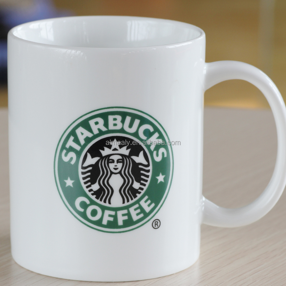 Wholesale White Mug Decal Mug Coffee Mug China White Buy
