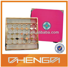 2014 hot sale popular paper packing box for sale