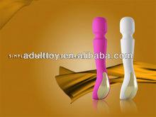 Inalámbrico recargable vibrador juguetes a prueba de agua vibrador juguetes sexuales