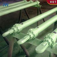 small telescopic hydraulic cylinder