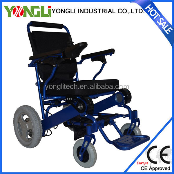 Intelligent handicapped stair climbing power electric for Motorized wheelchair stair climber