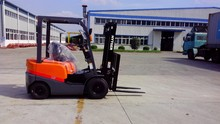 hot sale 1.5 ton diesel fork lift truck with low price