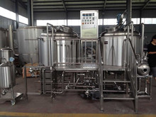 600L brewery equipment,beer brewing system,Hotel used micro beer making machine