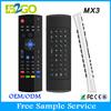 Hot sale b2go mx3 2.4GHZ onida tv remote control for smart tv box