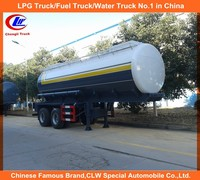24000 L Chemical Trailer 24000 L Chemical Semi-trialer 2 Axles