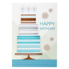Unique and in fashion wholesale cards for birthday of 50