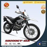 Top Quality Classics Chinese Cheap Dirt Bike 200CC NXR BROS SD200GY-10A