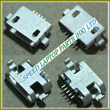 Replacement for Netbook Tablet PC Mobile Micro USB pin data interface plug end 5-pin 0122m
