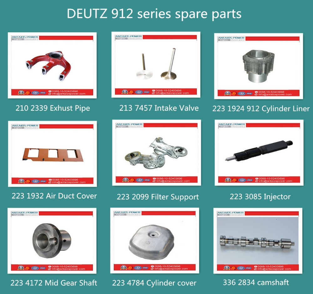 Deutz 912/913 Diesel Engine Crankshaft 02136928 - Buy Deutz,Deutz ...