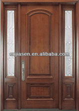 FSC cherry wood door