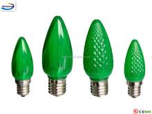 Dongguan Venus LED lighting supplier LED Christmas bulbs light C9 C7