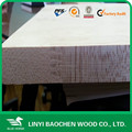 Caliente venta 15 mm Radiate de pino de madera maciza dedo Panel conjunto