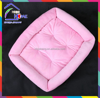Machine washable soft cozy craft pet bed