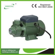 2015 the latest self priming pump QB60-Bz surface pump/micro pump high viscosity