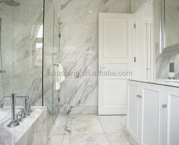 White Calacatta Marble Bathroom Tile Design Buy White Marble Bathroom Tile Design Calacatta