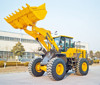 LG953,LG956,LG958 SDLG 5ton wheel loader LG956 with CAT engine,ZF transmission and A/C