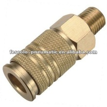 Pneumatic hydraulic male ,female Germany,USA ,ISO style Quick coupler